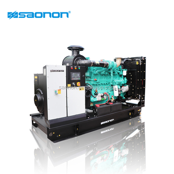 Energy saving welding machine 350kVA generator engine for emergency power