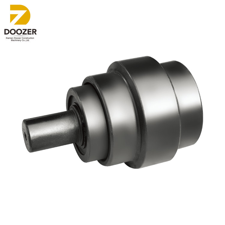 Cheap R80 Excavator Undercarriage Parts Carrier Roller for Hyundai