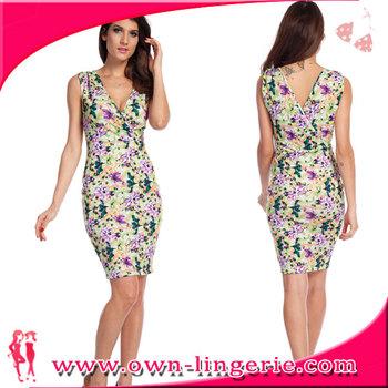 3e929592e2cb Sexy lady midi dress summer dress knee length teens fashion mini dress