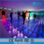DMX 3d effect interactive disco dance floor,dmx led color changing floor tile