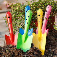 Small shovel tool gardening supplies home garden vegetables , flowers and digging thicker type shovel color random send children