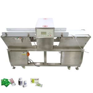 Needles Gold Metal Detector with High Sensitivity Food Testing Machine