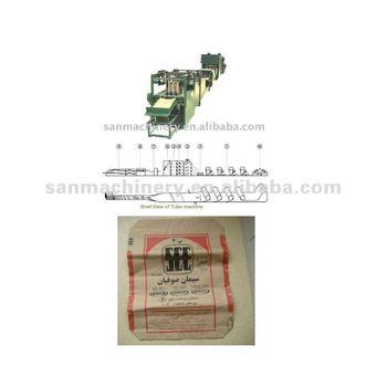 Paper Cement Bag Making Machine Price Trade Assurance ...