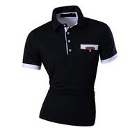 Wholesale Mens Pocket Polo Shirt