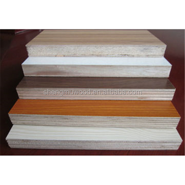 sanded plywood laminated melamine faced commercial plywood at wholesale price
