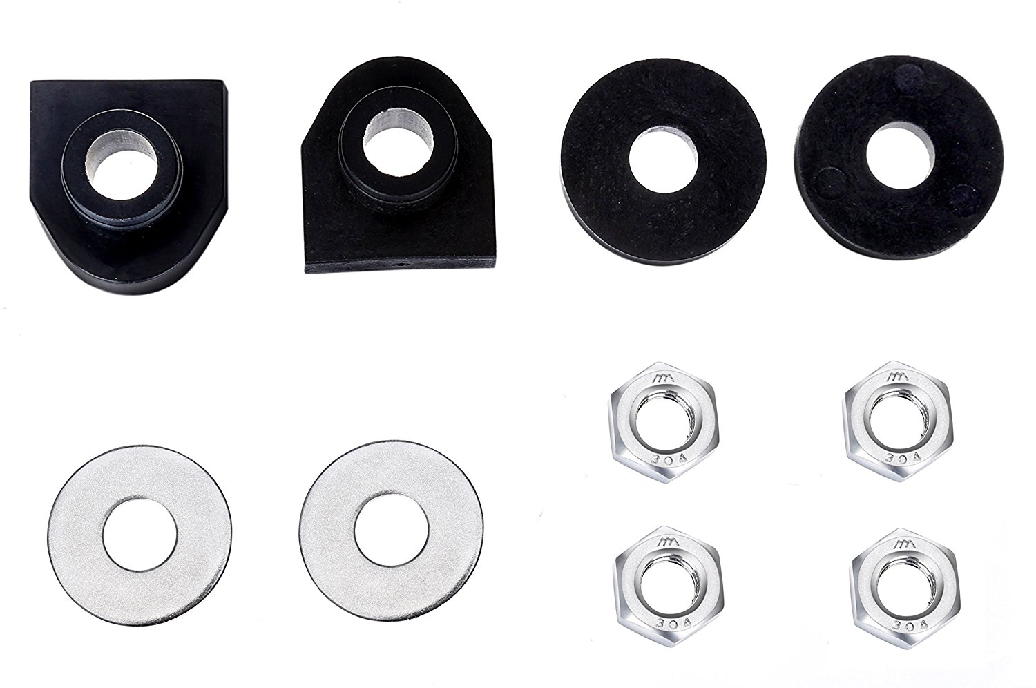 10L0L Fits on Club Car 1021871-01 Electric 2004-up Precedent Advanced DC Motor Terminal Hardware Bushing Kit