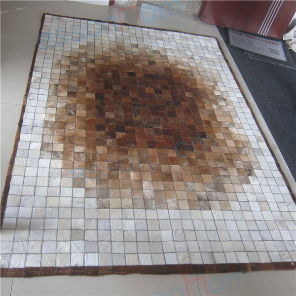 Patchwork Carpet Luxurious Rug