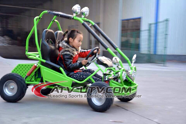 Electric 2 Seater Go Kart Mini Kids Buggy
