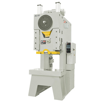 Jl21 Series C Frame Press Channel Table Hydraulic Shop Press With ...