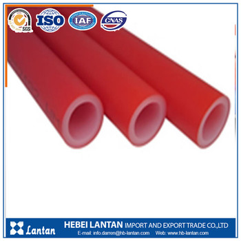 best quality UV resistant pipe insulation Pex Pipe For Hot Water System