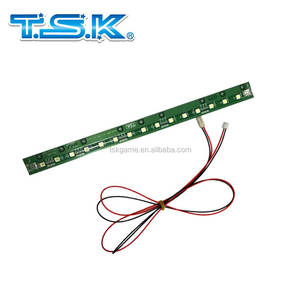 Taiwan TSK electronic accessory Bright white light slot machine led strip pcb