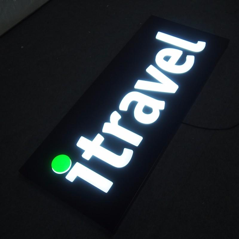 Light Board Marker 3d Sign Outdoor Light Box Advertising - Buy  Advertising,Illuminated Letters,Advertising Words