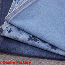 Cotton Twill Stretch Denim Jeans Fabric KD-728-1
