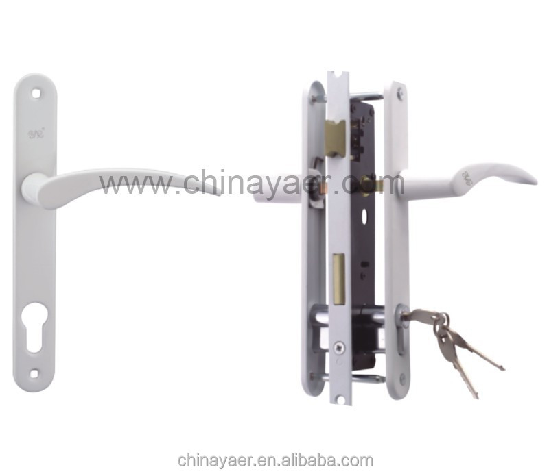 Pvc And Upvc Door Lock,Front Door Handle And Lock Set - Buy Door ...