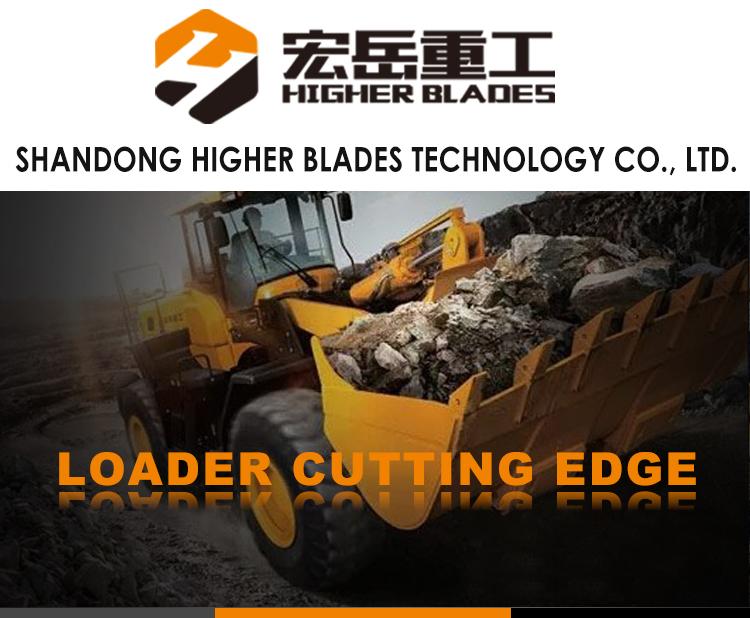 Dozer Loader Grader Cutting Edge For Caterpillar Spare Parts In