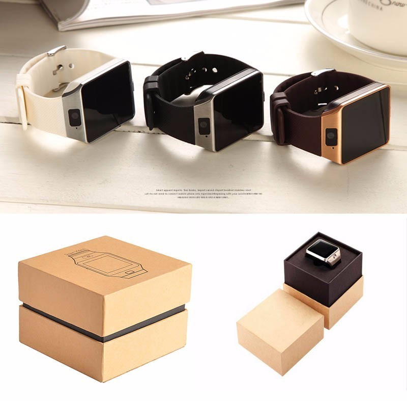 Hot Sale Wearable Devices DZ09 Smart Watch Support SIM TF Card