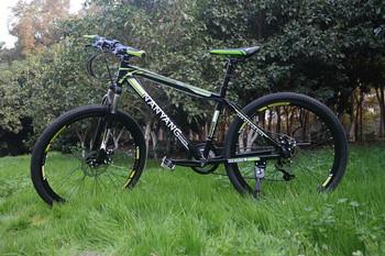 Cheap 6061 Aluminum Alloy Frame Front And Rear Dis Brake Mountain Bike/vintage  Bike/