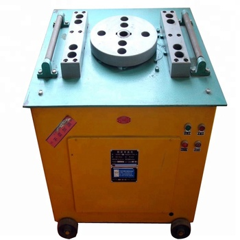 automatic hydraulic steel bar equipment bending machine for sale