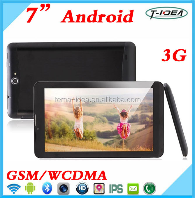 Cheap 3G <strong>Tablet</strong> With Dual Sim Card,7 Inch 3G Phablet <strong>Tablet</strong> Pc Wif Bluetooth GPS TV