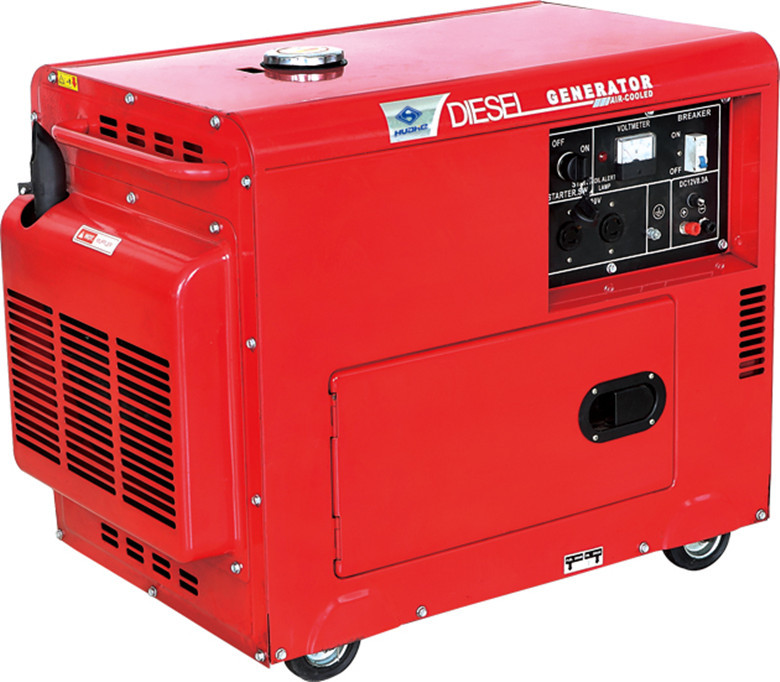 5kva Silent Diesel Generator In India Home Use Silent Type