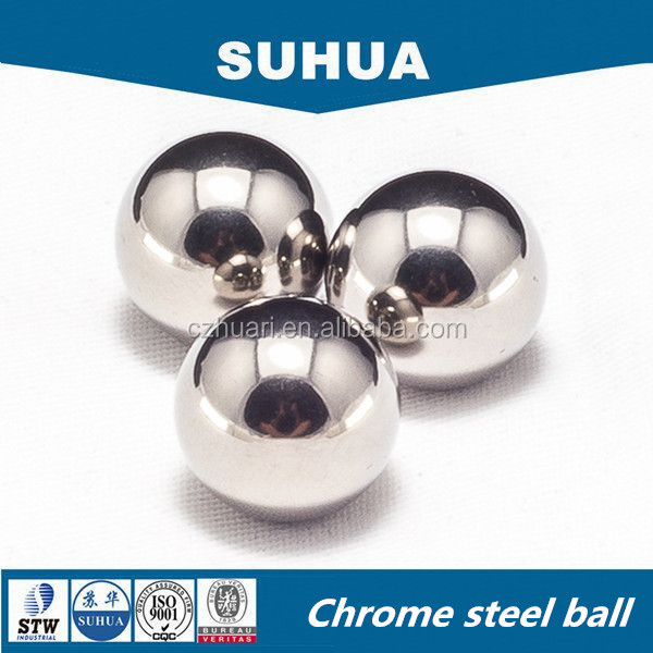 "1/16"" high precision aisi 52100 miniature chrome steel ball for bicycle parts"