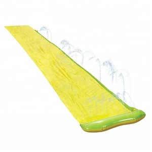 Splash Inflatable Water slide and slip