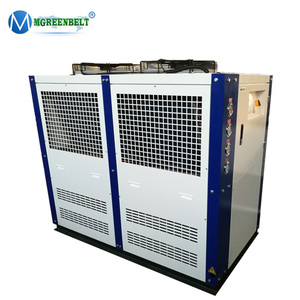 China Manufacturer 15HP Air Cooled Water Chiller Machines Unit For plastic injection