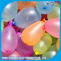 Color Combat/Ballons party Colorful Water Magic balloons in bunch O Summer water game toys