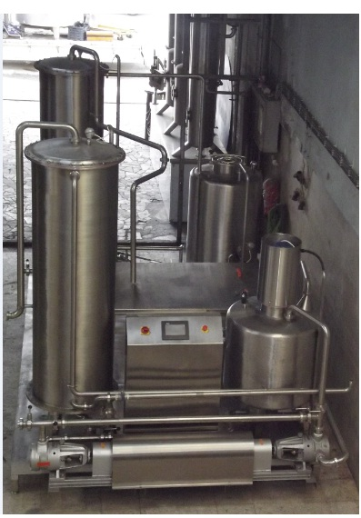 honey pasteurizer