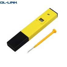 PH-009 0-14.0 pH Pocket liquid ph tester for swimming pool spa water , saliva