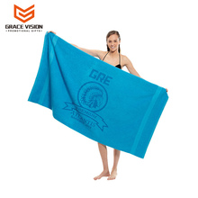 Promotion Customize Logo Print Beach Towel
