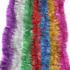 Hot wedding decorations Tinsel garland Christmas party decoration