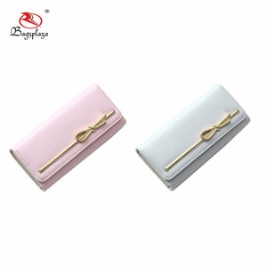 Girl s aged light color wallet cutey kids wallet
