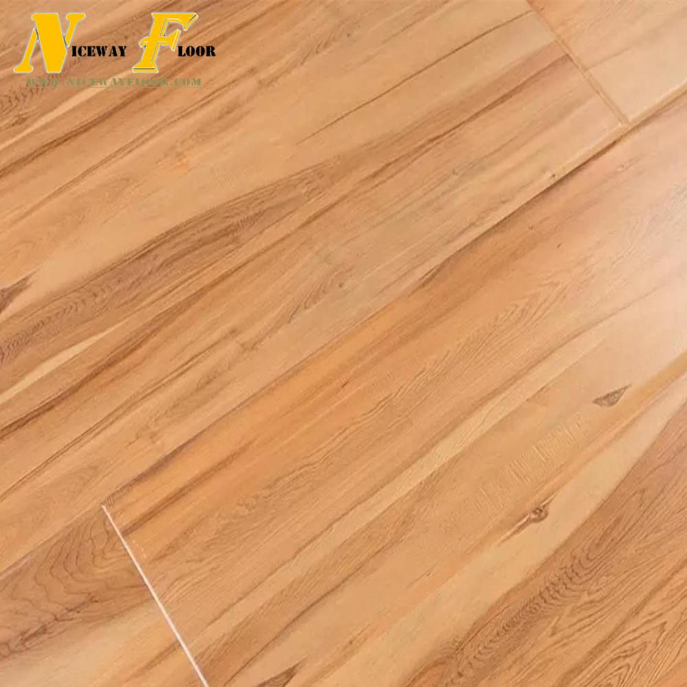 Hdf Mdf 12mm Laminate Flooring Indoor