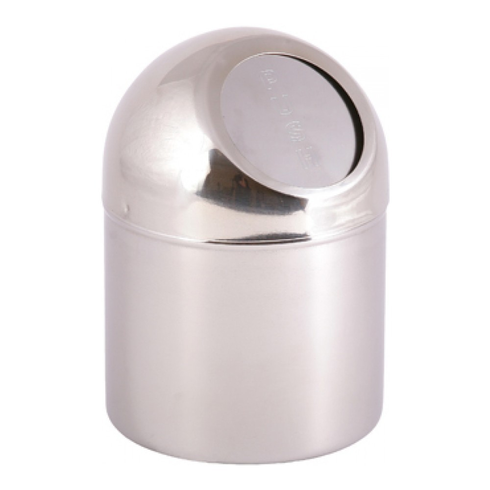 Designer Bathroom Bins stainless steel modern bathroom & kitchen small waste bin