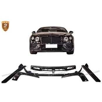 samll carbon body part fit for bent continental gt change to startech style body kit