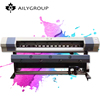 1.6m 1.8m 3.2m 1440dpi Aily best flex banner plotter large format eco solvent printer with dx5 print head