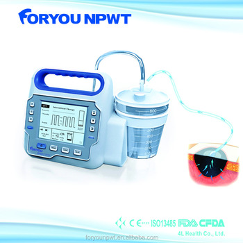 vac therapy pump device machine system equipment suction unit for