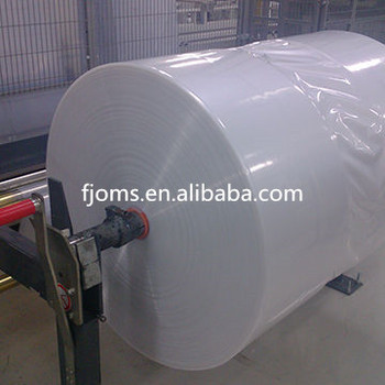 factory pe pallet stretch hood film with custom size