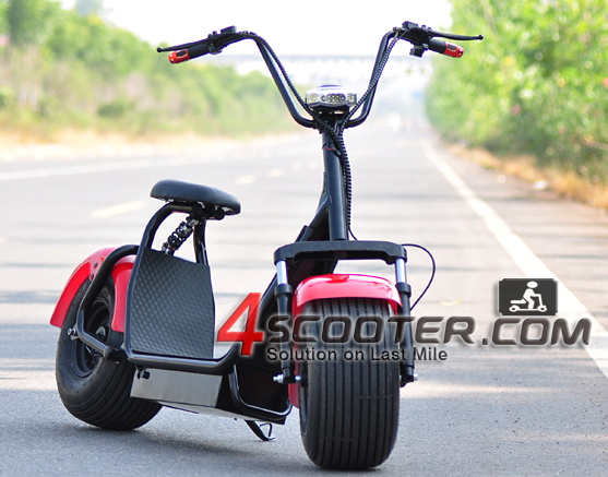 high speed electric scooter mini citycoco with app function
