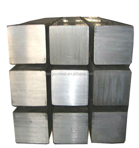 square solid /hollow steel bar --mild steel square bar
