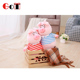 Cute Pink Cartoon Pig Stuffed Animal Soft Plush Toy Pig