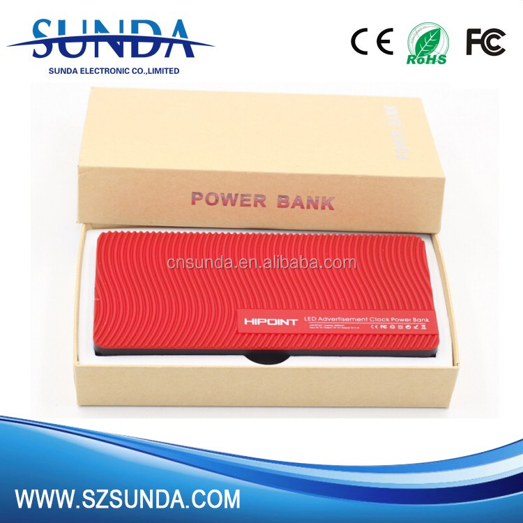 promotion power bank for smart phone