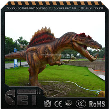 Cetnology- Theme Park Realistic 10 Meter Water Spraying Fun Dinosaur Model