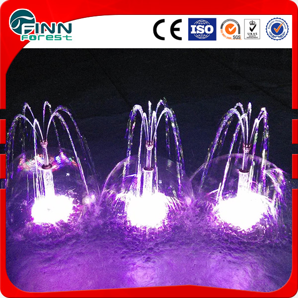 Beautiful outdoor indoor mini music fountain for sale