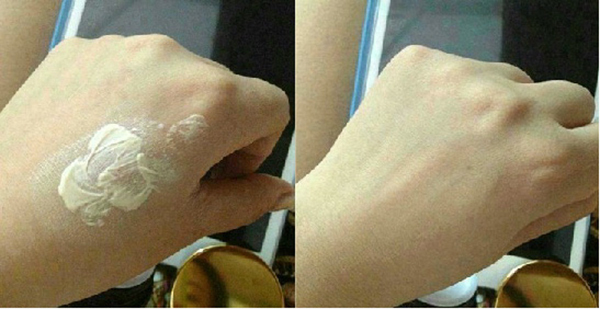 OEM Korean Waterproof Whitening DD Cream