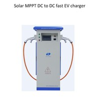 pv solar charging station for electric vehicle
