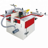 2018 wood planer & thicknesser woodworking machine with many function