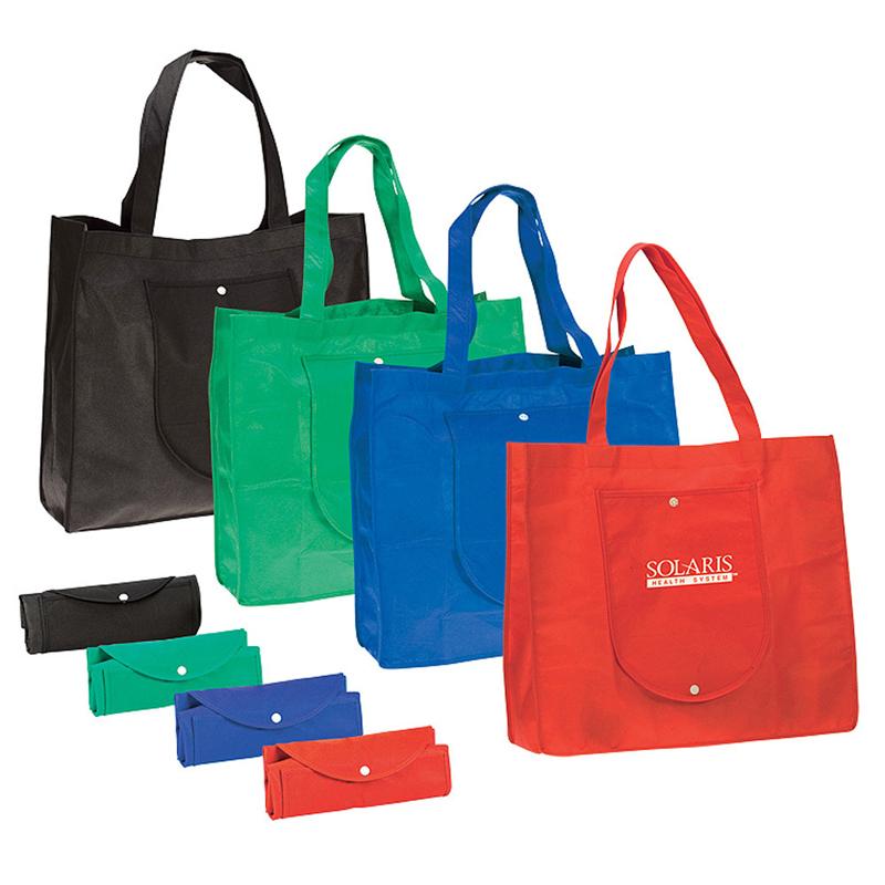 Foldable Non-woven Shopping Bag/ Polypropylene Tote Bag ...