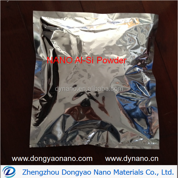 Nano aluminum silicon alloy alloy powder ( Al-Si alloy nano powder)80nm